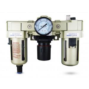 Maznica regulátora dehydratácie filtra FRL 3/4 palca nastavená na vzduch AC4000-06D