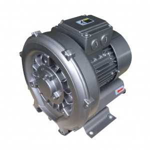 Dúchadlo s bočným kanálom, vzduchové čerpadlo Vortex, turbína, vákuové čerpadlo SC-370 0,37 KW