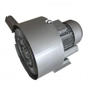 Dúchadlo s bočným kanálom, vzduchové čerpadlo Vortex, turbína, vákuové čerpadlo s dvoma rotormi SC2-4000 4KW