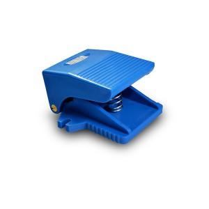Pätný ventil, vzduchový pedál 3/2 1/4 palca k pneumatickým valcom 3F210