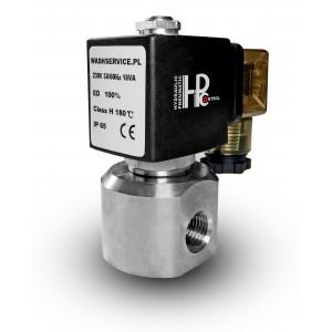 Elektromagnetický ventil RM22-05 1/4 palca z nehrdzavejúcej ocele ss316 230V 12V 24V