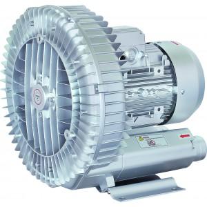 Dúchadlo s bočným kanálom, vzduchové čerpadlo Vortex, turbína, vákuové čerpadlo SC-2200 2,2 kW
