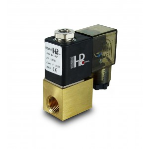 """Elektromagnetický ventil 2V08 1/4 """"palcový 230V alebo 24V, 12V"""