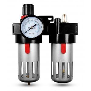 Regulátor dehydratácie filtra, maznica FRL 1/2 palca nastavená na vzduch BFC4000