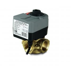 3-cestný zmiešavací ventil s elektrickým pohonom AM8