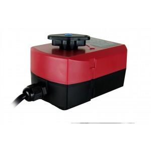 Pohon ventilového pohonu A82 230 V, 24 V AC 3-vodič