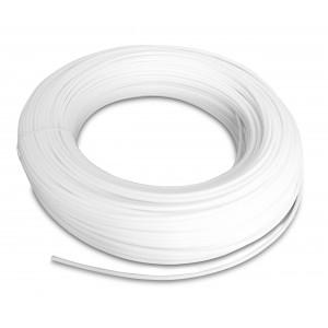 Polyamidová pneumatická hadica PA Tekalan 12/9 mm 1m biela