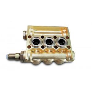 Kompletná hlava ventilu k čerpadlu WS15