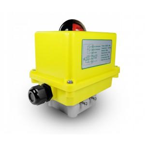 Guľový elektrický pohon A250 230V AC 25Nm