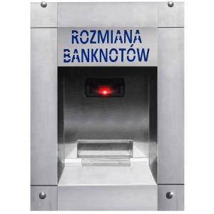 Menič peňazí na bankovky do autoumyvárne (vodotesný)