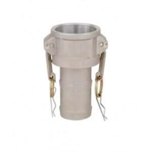 Camlock konektor - typ C 1 palec DN25 hliník