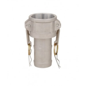 Camlock konektor - typ C 3 palce DN80 hliník