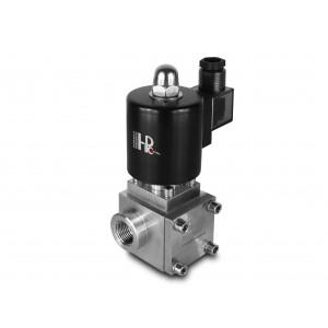 Vysokotlakový elektromagnetický ventil HP100