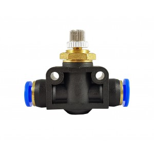 Presná hadica škrtiaceho ventilu regulátora prietoku 4mm LSA04
