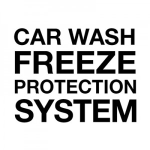 Protimrazová ochrana na umývanie