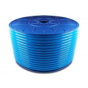 Polyuretánová pneumatická hadica PU 8/5 mm 1m modrá