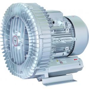 Dúchadlo s bočným kanálom, vzduchové čerpadlo Vortex, turbína, vákuové čerpadlo SC-7500 7,5 kW