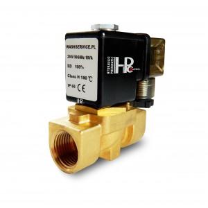 Elektromagnetický ventil 2N10 1/2 palca VITON 230V alebo 12V 24V
