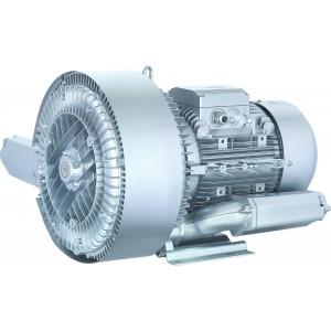 Dúchadlo s bočným kanálom, vzduchové čerpadlo Vortex, turbína, vákuové čerpadlo s dvoma rotormi SC2-7500 7,5KW