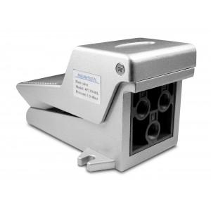 Vzduchový pedál nožného ventilu 5/2 1/4 palcové valce 4F210L - bistabilné