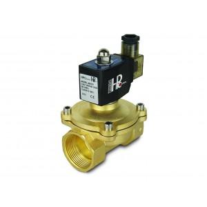 Elektromagnetický ventil 2N32-M NO DN32 1 1/4 palca 230V 24V 12V
