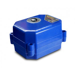 Elektrický pohon s guľovým ventilom 9-24V DC A80 7-vodičový
