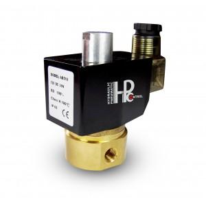 Vysokotlakový elektromagnetický ventil otvorený HP20-NO