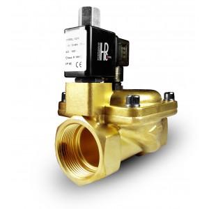 Elektromagnetický ventil 2K40 otvorený NO 1 1/2 palca 230V alebo 12V 24V