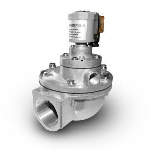 Pulzný elektromagnetický ventil na čistenie filtra 1 1/2 palca MV45T