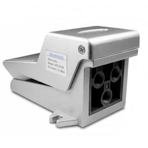 Nožný ventil, vzduchový pedál 5/2 1/4 palca pre valce 4F210 - okamžitý