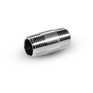 Vsuvka z nehrdzavejúcej ocele 1/4 palca 38 mm