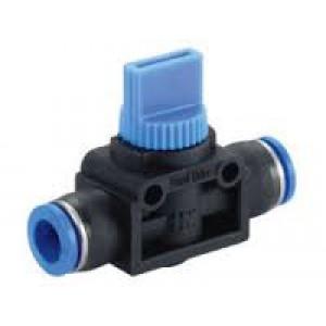 Uzatvárací ventil na hadici 6mm HVFF-06
