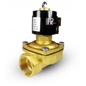 Elektromagnetický ventil otvorený 2N40 NO DN40 1,5 palca 230V 24V 12V