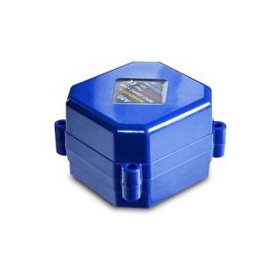 Elektrický pohon s guľovým ventilom A80 ECO 230 V AC 3 vodič