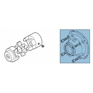 Spojka + adaptér pre súpravu čerpadla RO