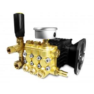 Tlakové čerpadlo WS15 na autoumyvárni s príslušenstvom 15 l / min, max. 250 bar, čo zodpovedá CAT350