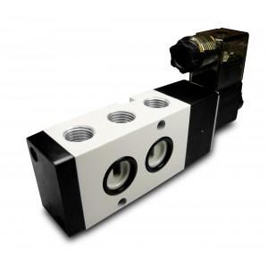 Elektromagnetický ventil 5/2 4V310 NAMUR pre pneumatické valce