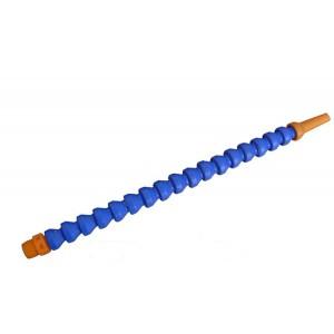 Segmentová hadica, kĺbová, dýza okrúhla, závit 1/4 palca 25 cm