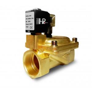 Elektromagnetický ventil 2K50 otvorený NO 2 palce 230V alebo 12V 24V