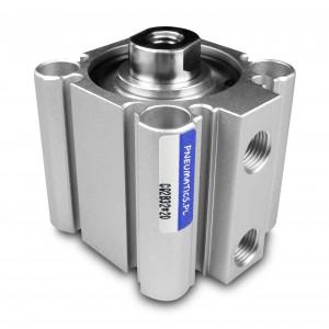 Pneumatické valce kompaktné CQ2 80x20