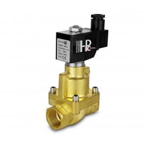 Elektromagnetický ventil pre paru a vysokú teplotu. RH20 DN20 200C 3/4 palca
