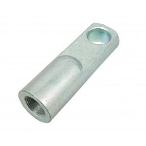 Kĺbová hlava I M8 pohon 20 mm ISO 6432