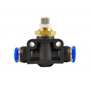 Presná hadica škrtiaceho ventilu regulátora prietoku 10mm LSA10