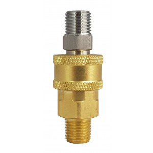 Vysokotlakový rýchly konektor 1/4 palca s vonkajším závitom